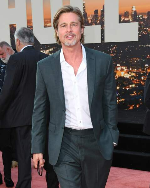 Il était une fois à Hollywood un acteur nommé Brad Pitt...