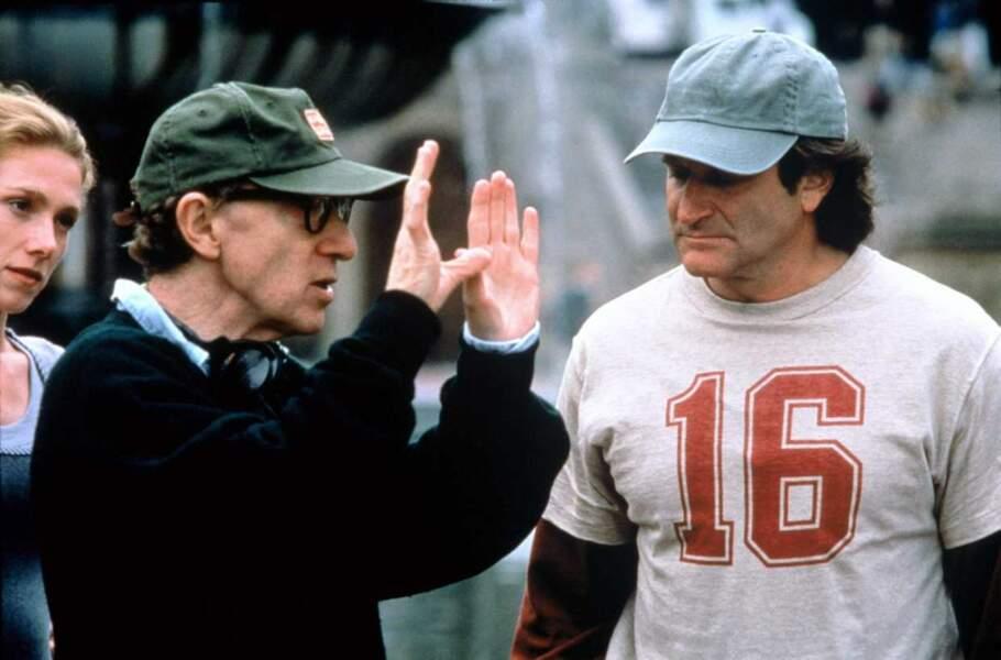 Robin Williams dans Harry dans tous ses états (avec Woody Allen) en 1997