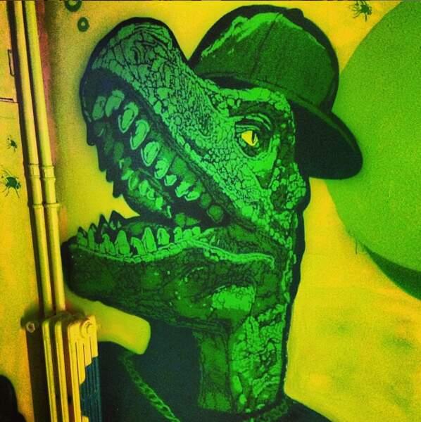"""Denver, le dernier dinosaure..."" (de rien)"