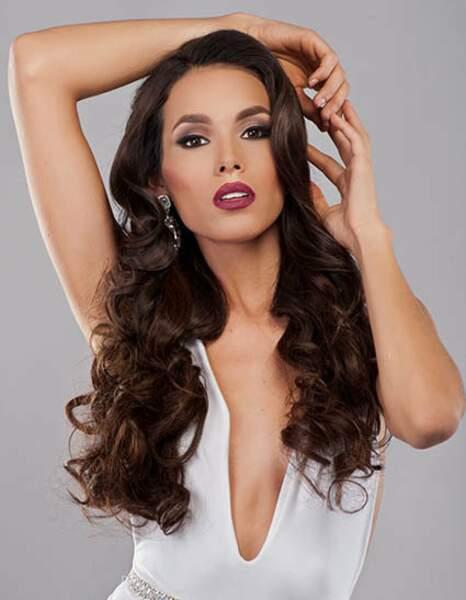Catalina Paz Caceres, Miss Chili