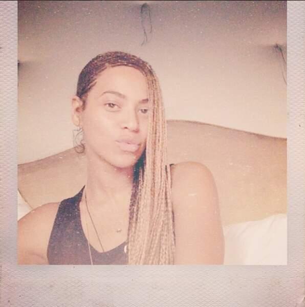 Et on termine par Beyoncé au naturel