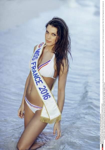 Miss France 2016 part en croisière dans les Caraïbes sur le bateau Horizon en janvier 2016