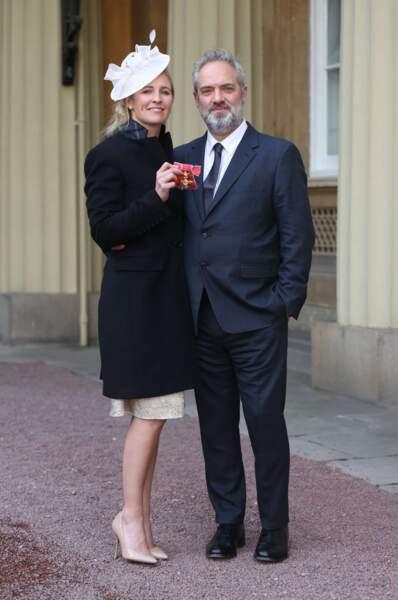 Le réalisateur Sam Mendes a craqué pour la trompettiste Alison Balsom.