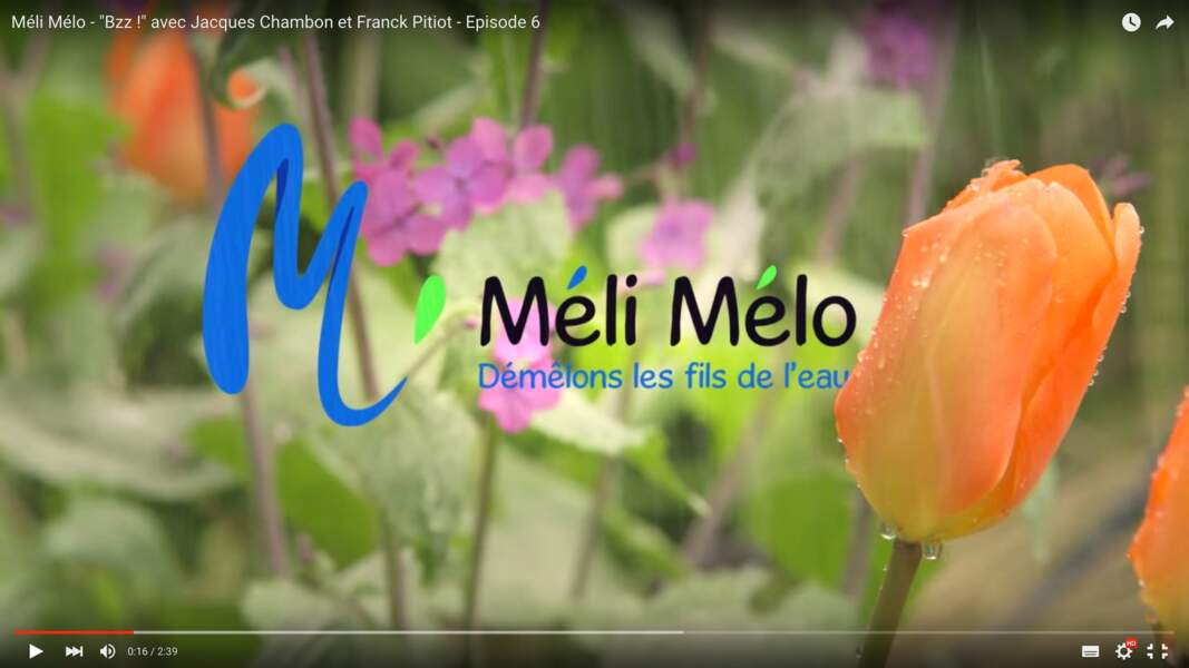 Il joue depuis dans la (très bonne) websérie Méli-Mélo, au théâtre ou dans de nombreuses fictions