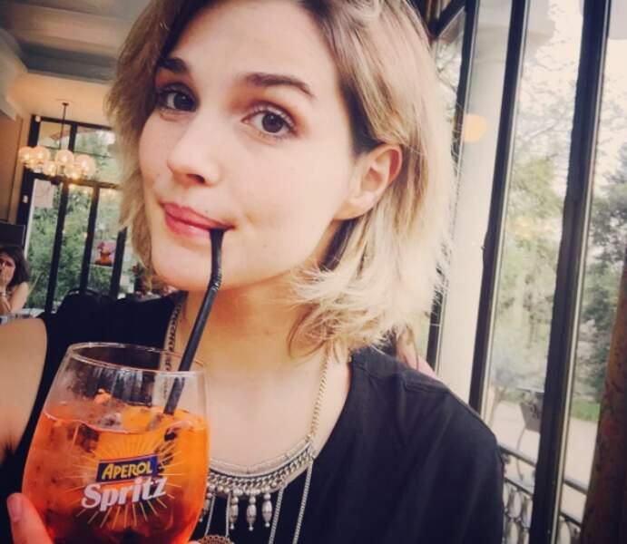 Pour aller boire un petit Spritz en terrasse...