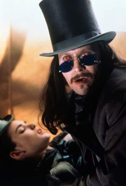 Gary Oldman, inoubliable Dracula chez Francis Ford Coppola (1992)