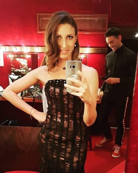 En 2017, elle quitte l'émission. En plus de sa carrière de danseuse, Silvia Notargiacomo est influenceuse