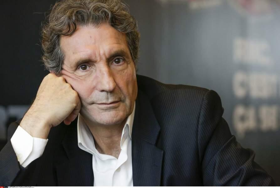 Jean-Jacques Bourdin, 68 ans