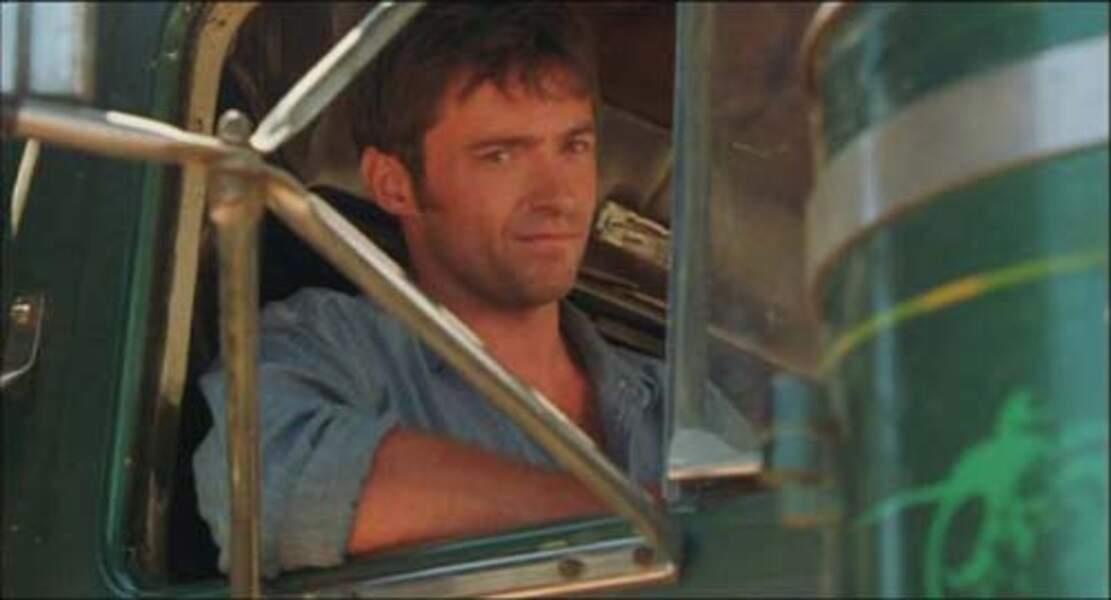 1999. Hugh Jackman fait ses débuts sur grand écran dans la comédie romantique Paperback Hero.