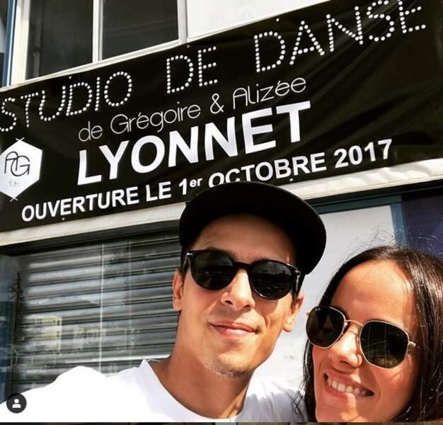 Ils ont ouvert leur studio de danse à Ajaccio en  octobre 2017