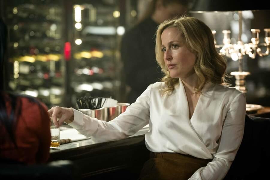 Dans The Fall, Gillian Anderson incarne une femme brillante, sûre d'elle, qui mène sa vie comme elle l'entend
