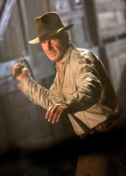 Numéro 1 - Indiana Jones
