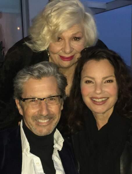 Certains acteurs se sont retrouvés en mars 2016 pour fêter les 83 ans de Renee Taylor
