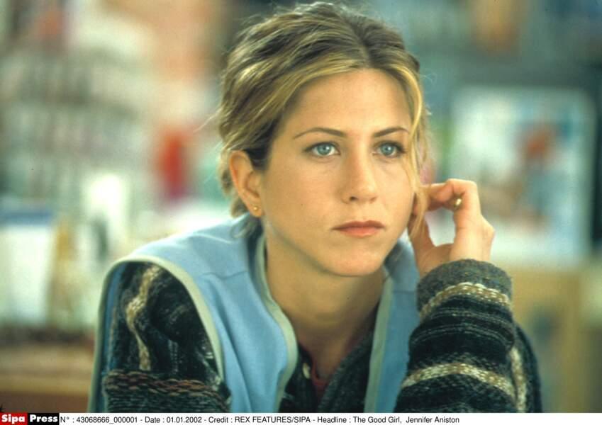 """Le cinéma lui fait rapidement les yeux doux. Elle tourne dans """"The Good Girl"""" en 2002"""