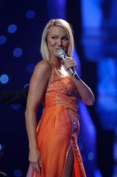 """En 2006, Kate Ryan chante """"Je t'adore"""" pour la Belgique"""