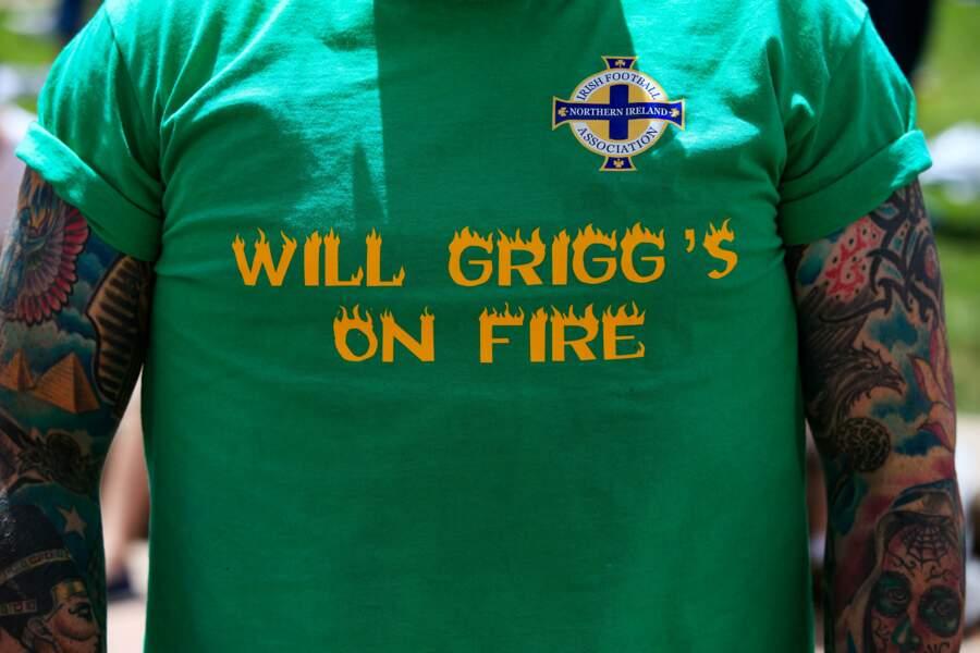 L'autre hymne de l'Euro a maintenant son t-shirt officiel