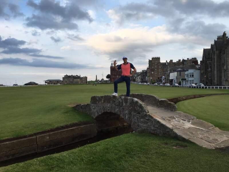 À quand le château en Écosse ?
