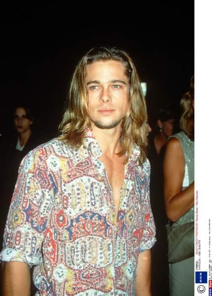 Brad Pitt a bien changé !