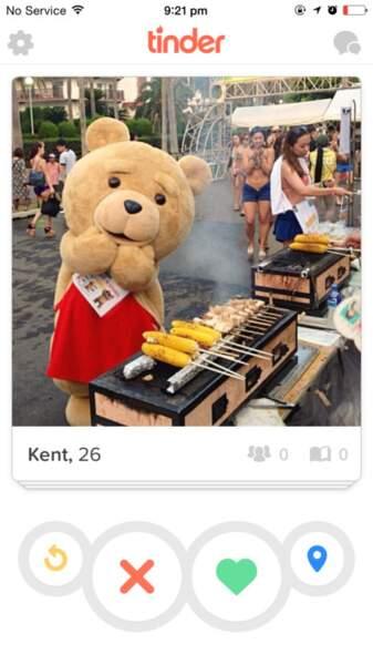 Parce que même les oursons ont le droit de connaître l'amour