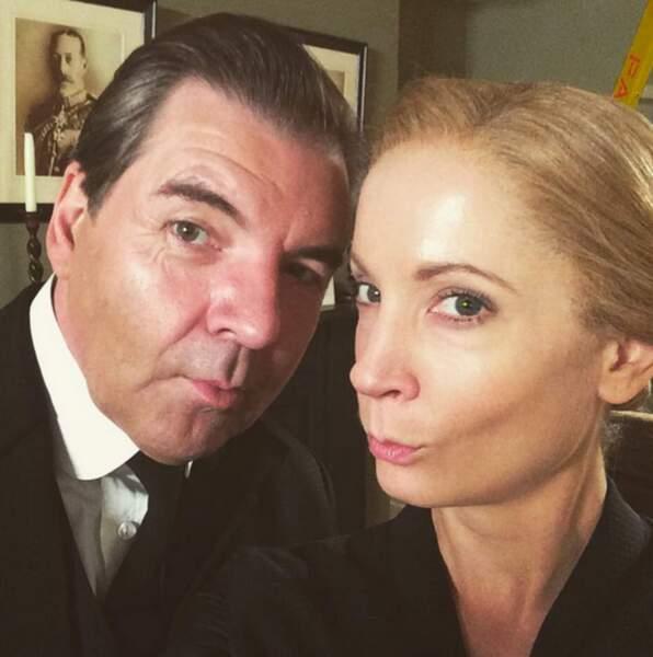 Le couple Bates, parmi nos préférés de la série