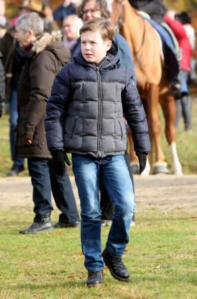 Danemark : le prince Christian, 10 ans, est un futur beau parti du gotha européen