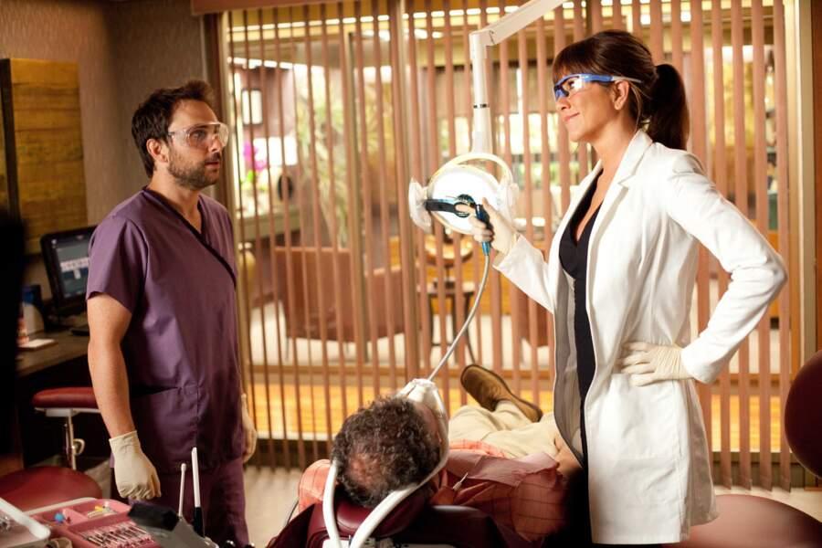 "2011. Jennifer Aniston chercher à ""Comment tuer son boss ?"""