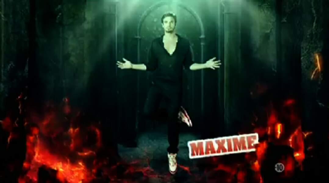 """Maxime (Saison 4). Son secret : """"Je suis miraculé"""""""