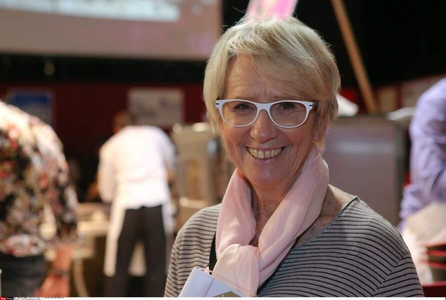 Jacqueline Mercorelli alias Mercotte, 76 ans