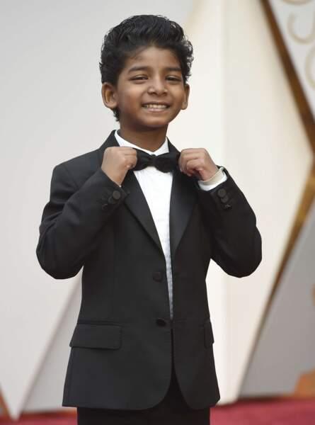 Sunny Pawar, le jeune héros de Lion