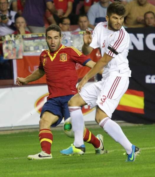 Daniel Carvajal (Espagne)