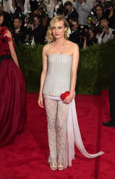 Et de la robe pantalon ultra classe de Diane Kruger ?