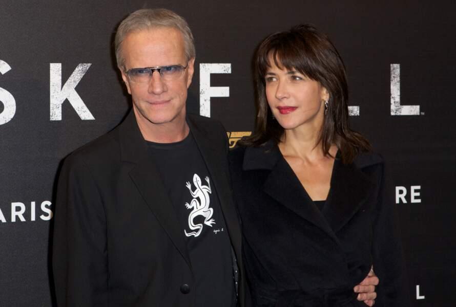 Christophe Lambert et Sophie Marceau étaient aussi présents