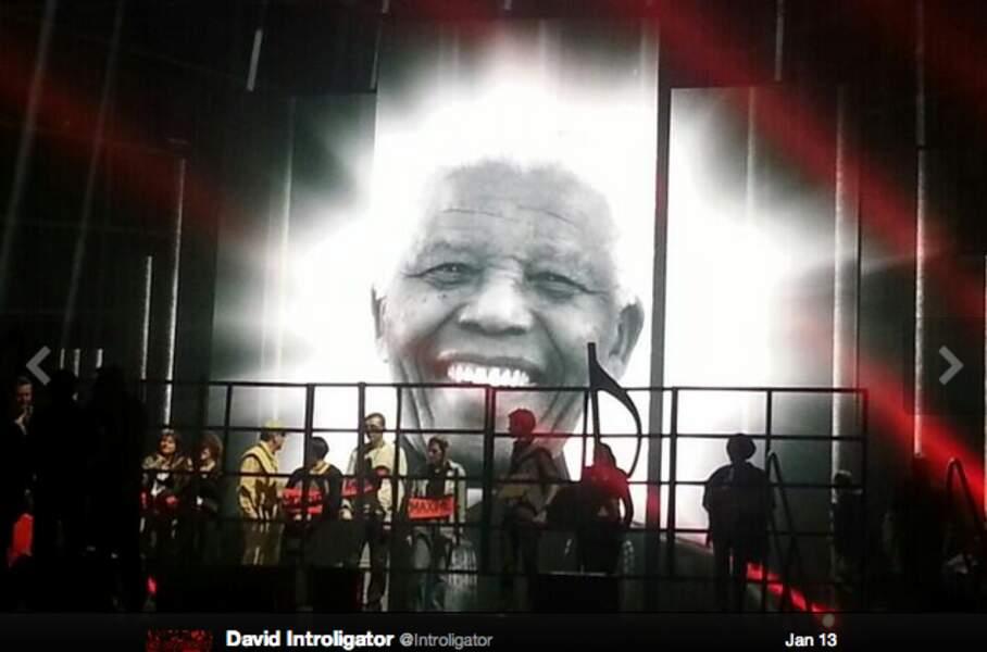 En 2014, Les Enfoirés rendront hommage à Nelson Mandela