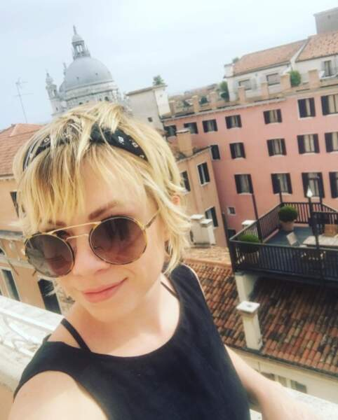 La Dolce Vita à Venise pour la chanteuse Carly Rae Jepsen.
