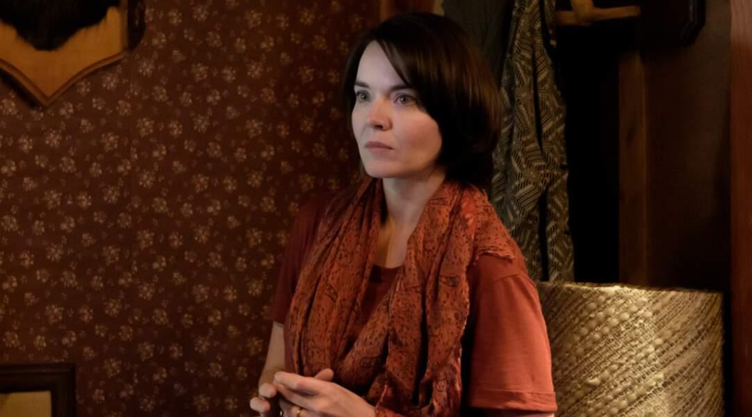 Françoise Rodier : l'actrice Mia Delmae