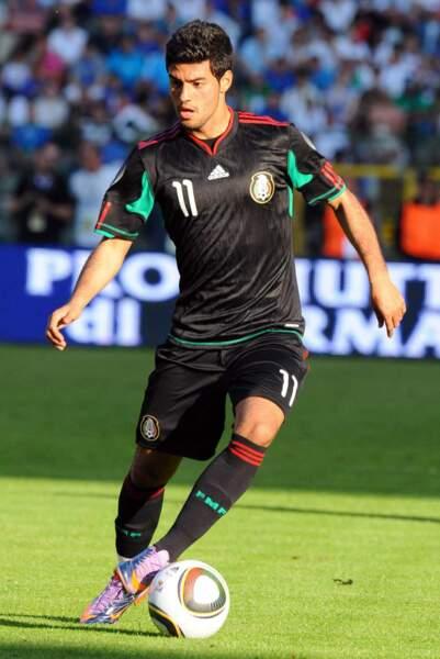 Réserviste : Carlos Vela (Mexique)