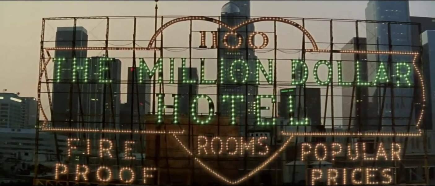 The Million dollar Hotel, le palace californien délabré de Wim Wenders (2000)