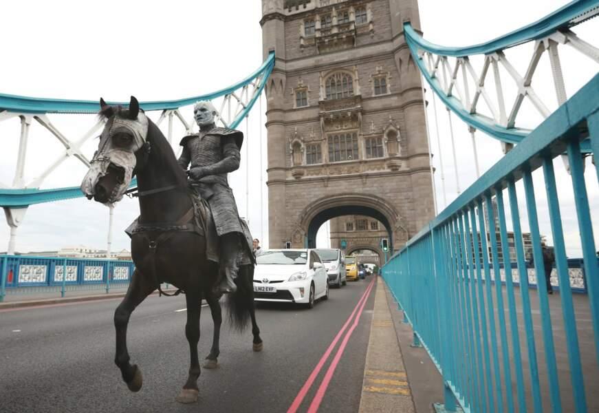 Qui sont les patrons à Tower Bridge ?