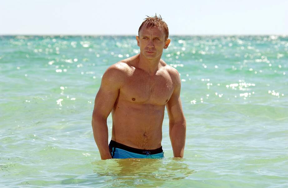 Daniel Craig, ici dans Casino Royale