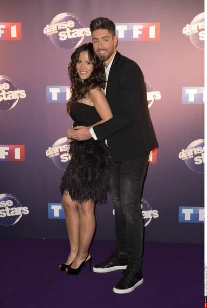 Julien Brugel a dansé aux côtés de Fabienne Carat
