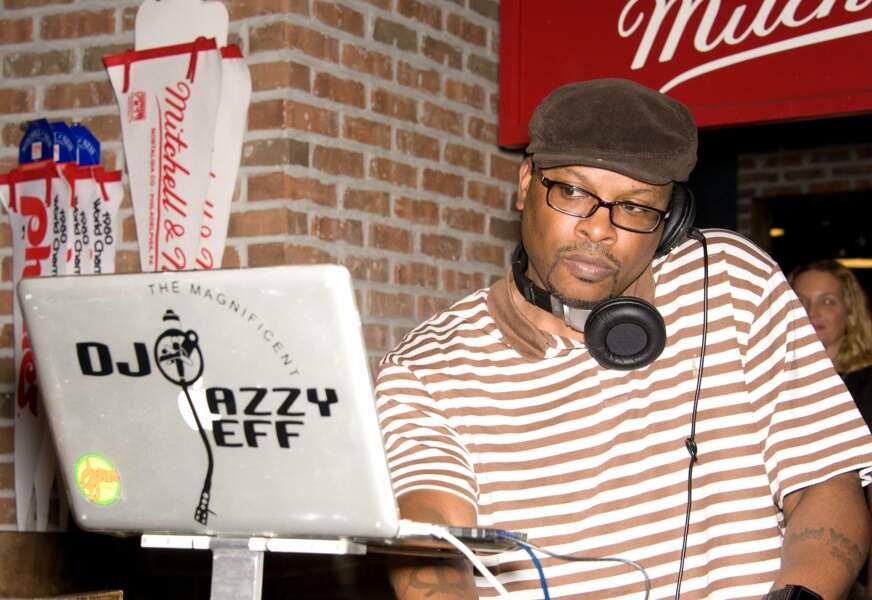 Il est aussi DJ dans la vraie vie et se fait appeler DJ Jazzy Jeff !
