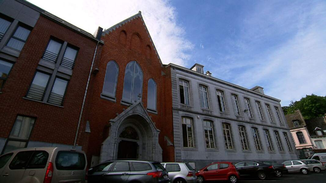 La Maison « Chapelle loft », une maison qui porte bien son nom
