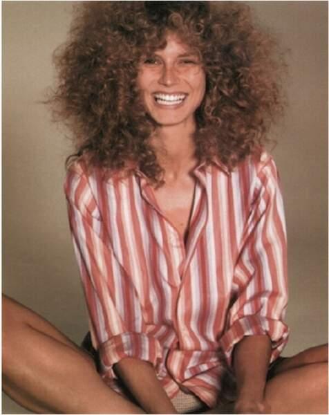 Avant Heidi Klum ressemblait à un caniche abricot. Mais ça, c'était avant.