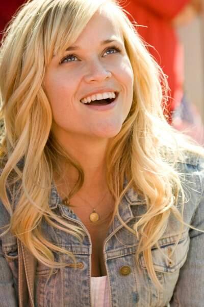 3. Reese Witherspoon : 3,90 dollars pour chaque dollar dépensé