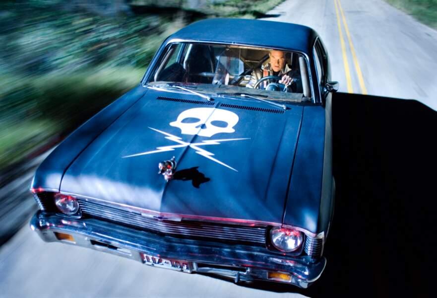 Chevy Nova de Boulevard de la mort
