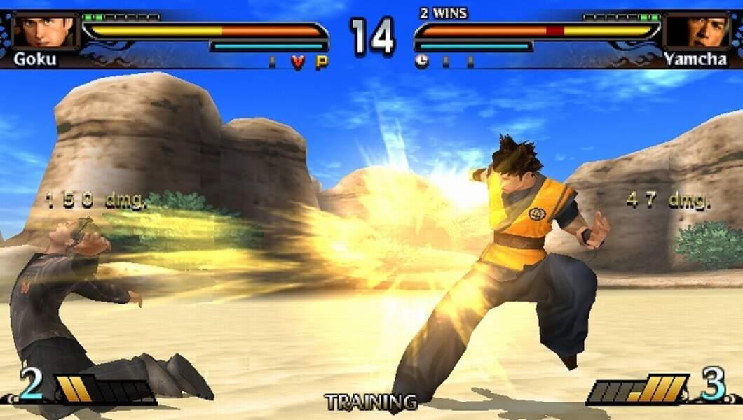 Dragonball Evolution (2009 - PSP)