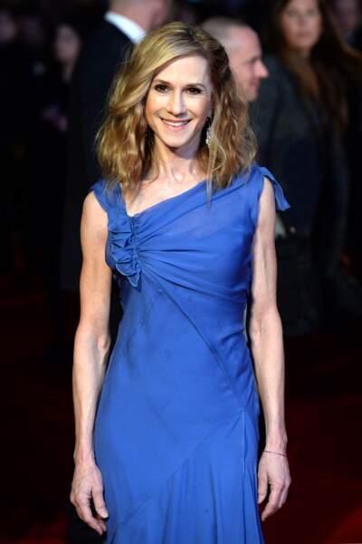 L'actrice Holly Hunter a eu des jumeaux, Press et Claude, à l'âge de 47 ans.