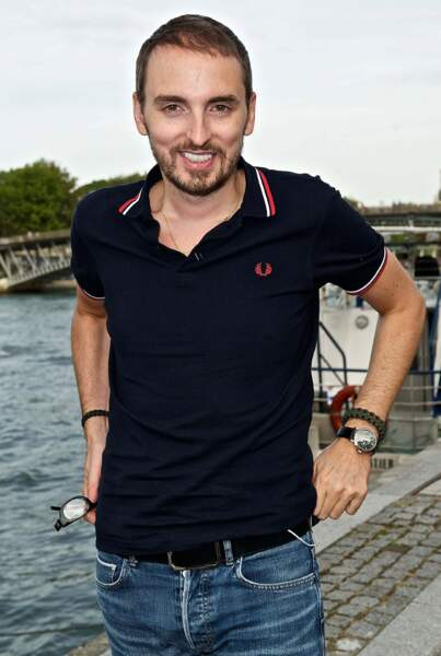 60. Christophe Willem (@willemofficiel) -  Chanteur, auteur et compositeur (Nouvelle Star 4) (245 749 followers)