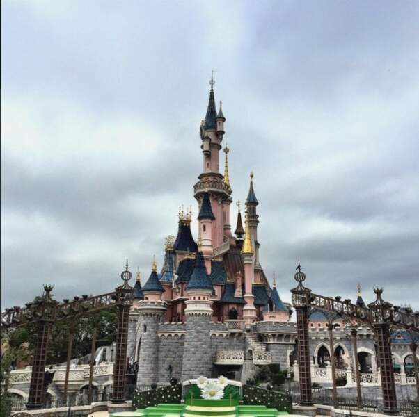 Pendant que Roger Federer passe du bon temps chez Mickey...