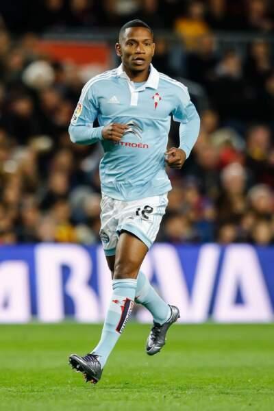 Après un long parcours dans différents clubs français, Claudio Beauvue s'est exporté au Celta Vigo cette saison